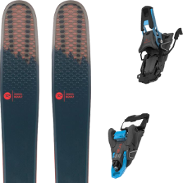 Pack ski ROSSIGNOL ROSSIGNOL SOUL 7 HD 20 + SALOMON S/LAB SHIFT MNC BLUE/BLACK SH110 20 - Ekosport