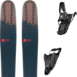 Collection ROSSIGNOL ROSSIGNOL SOUL 7 HD 20 + ARMADA SHIFT MNC 13 BLACK 110MM 20 - Ekosport