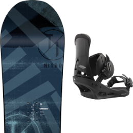 NITRO T1 20 + BURTON CUSTOM BLACK 20