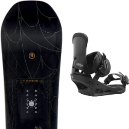 RIDE MACHETE 20 + BURTON CUSTOM BLACK 20
