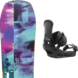 YES GHOST 20 + BURTON CUSTOM BLACK 20