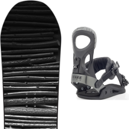 SALOMON CRAFT 19 + DRAKE KING BLACK 20