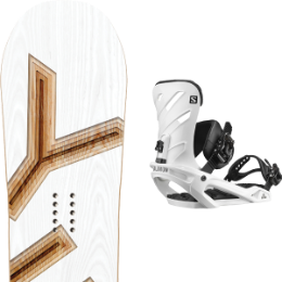 YES BASIC 20 + SALOMON RHYTHM WHITE 20
