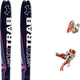 SKI TRAB GARA AERO WORLD CUP 60 W 20 + PLUM RACE 99 20