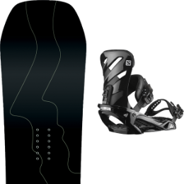 ROME DEGENERATI MODEL NO.2 20 + SALOMON RHYTHM BLACK 20