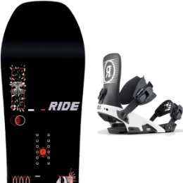RIDE ALGORYTHM 20 + RIDE LTD BLACK 20