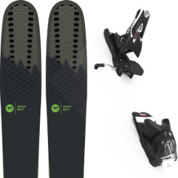 ROSSIGNOL SKY 7 HD 20 + LOOK SPX 12 GW B90 BLACK 20