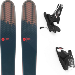 Collection ROSSIGNOL ROSSIGNOL SOUL 7 HD 20 + LOOK SPX 12 GW B90 BLACK 20 - Ekosport