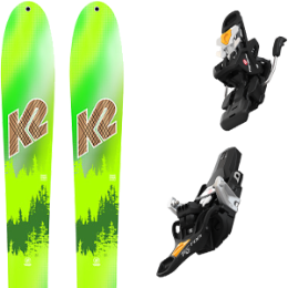 K2 WAYBACK 88 LTD 20 + DIAMIR TECTON 12 90MM 21