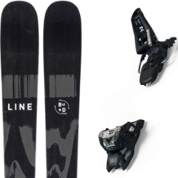 LINE BLEND 20 + MARKER SQUIRE 11 ID BLACK 20