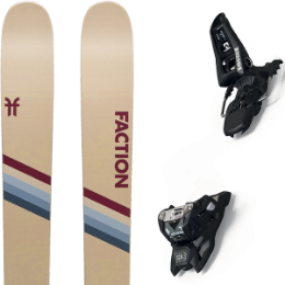 FACTION CANDIDE 4.0 20 + MARKER SQUIRE 11 ID BLACK 20