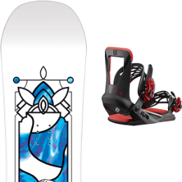 SALOMON GYPSY GROM 20 + SALOMON THE FUTURE 20