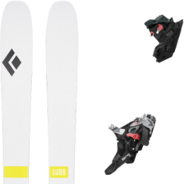 BLACK DIAMOND HELIO RECON 88 21 + DIAMIR FRITSCHI XENIC 10 21