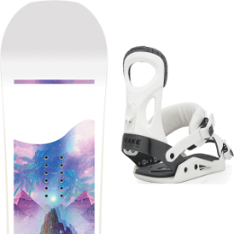 CAPITA SPACE METAL FANTASY 19 + DRAKE KING WHITE 20