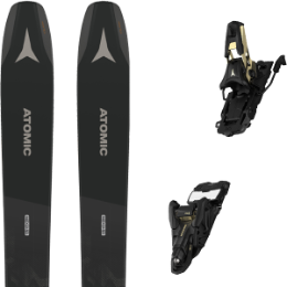 BU FR ATOMIC ATOMIC BACKLAND 107 BLACK/GREY 21 + ATOMIC SHIFT 13 MNC N BLACK/GOLD 110 21 - Ekosport