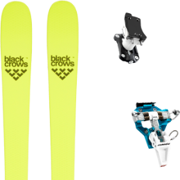 BU Fond / Rando BLACK CROWS BLACK CROWS ORB FREEBIRD 21 + DYNAFIT SPEED TURN 2.0 BLUE/BLACK 21 - Ekosport