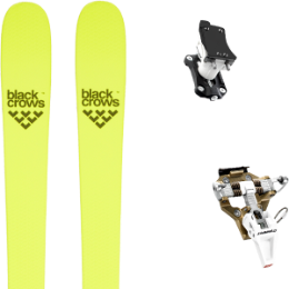 Collection BLACK CROWS BLACK CROWS ORB FREEBIRD 21 + DYNAFIT SPEED TURN 2.0 BRONZE/BLACK 21 - Ekosport