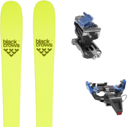 Collection BLACK CROWS BLACK CROWS ORB FREEBIRD 21 + DYNAFIT SPEED RADICAL BLUE 21 - Ekosport