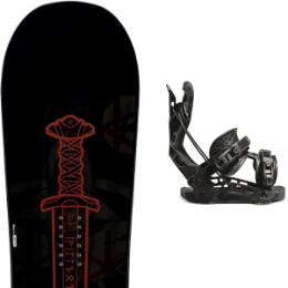 ROSSIGNOL REVENANT WIDE 21 + FLOW NX2 FUSION BLACK 21