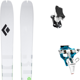 BLACK DIAMOND CIRQUE 84 21 + DYNAFIT SPEED TURN 2.0 BLUE/BLACK 21