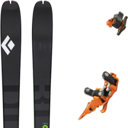 BLACK DIAMOND CIRQUE 78 21 + PLUM OAZO 8 21
