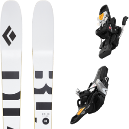 Pack ski BLACK DIAMOND BLACK DIAMOND HELIO CARBON 88 21 + FRITSCHI TECTON 12 90MM 21 - Ekosport