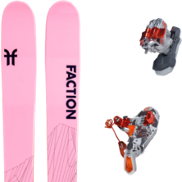 Boutique FACTION FACTION AGENT 2.0 X 21 + G3 ION LT 12 WITH LEASH 20 - Ekosport