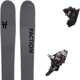 Boutique FACTION FACTION AGENT 2.0 21 + FRITSCHI XENIC 10 21 - Ekosport