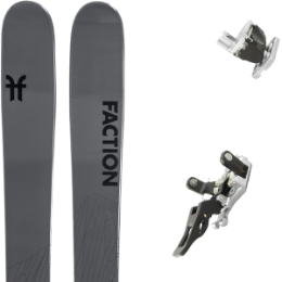 Boutique FACTION FACTION AGENT 2.0 21 + PLUM GUIDE 12 GRIS 20  - Ekosport