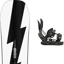 Boutique BURTON BURTON CUSTOM NO COLOR 21 + FLOW NX2-CX FUSION GRAPHITE 21 - Ekosport