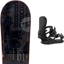 ROSSIGNOL ONE LF WIDE 21 + UNION STRATA BLACK 21