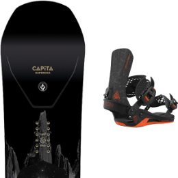 Boutique CAPITA CAPITA SUPER D.O.A. 21 + UNION ATLAS FC BLACK 21 - Ekosport