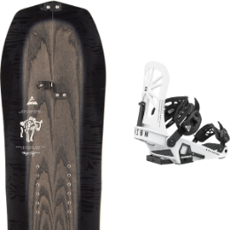 Boutique ARBOR ARBOR BRYAN IGUCHI PRO SPLITBOARD 21 + UNION EXPEDITION WHITE 21 - Ekosport