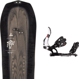 Boutique ARBOR ARBOR BRYAN IGUCHI PRO SPLITBOARD 21 + ROSSIGNOL XV SPLIT S/M BINDINGS + INTERFACE (NO CRAMPONS) 21 - Ekosport