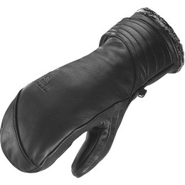 SALOMON NATIVE MITTEN W BLK 19