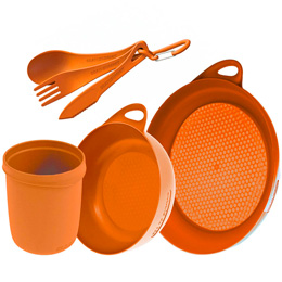 SEA TO SUMMIT DELTA CAMP SET ORANGE 19