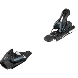 Fixations SALOMON SALOMON MERCURY 11 E BLACK GREY L90 18 - Ekosport