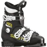 SALOMON TEAM T3 BLACK/ACID GREEN/WH 20