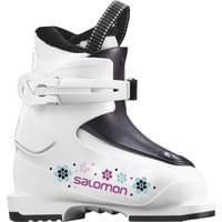 SALOMON T1 GIRLY WHITE/ROSE VIOLET 20