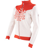 DUVILLARD MARMES CARD PULLOVER RED/WHITE 20
