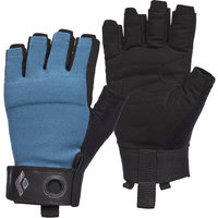 BLACK DIAMOND CRAG HALF-FINGER GLOVES ASTRAL BLUE 21