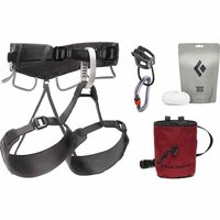 BLACK DIAMOND MOMENTUM 4S HARNESS PACKAGE ANTHRACITE 21
